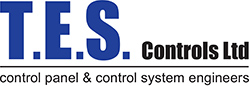 TES controls ltd logo